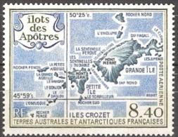 "TAAF Aerien YT 103 (PA) "" Ilot Des Apôtres "" 1989 Neuf** - Airmail"