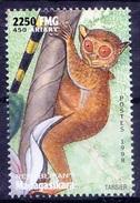 Tarsier,  Haplorrhine Primates, Wild Animals, Madagascar 1988 MNH