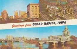 USA        152        Greetings From Cedar Rapids - Cedar Rapids