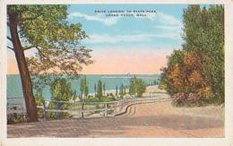 USA        169        Drive Leading To Stale Park.Grand Haven.Michigan - Etats-Unis