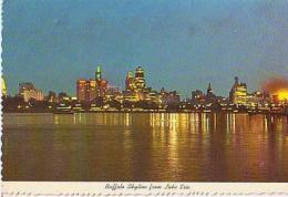 USA        H173       NEW YORK.The Beautiful Skyline Of Buffalo - Buffalo