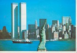 USA        H179        NEW YORK CITY.Breathtaking View Of The Statue Of Liberty........ - Statue De La Liberté