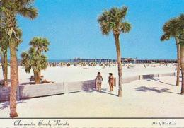 USA        H197        Clearwater's Sparkling White Sand Beach - Clearwater