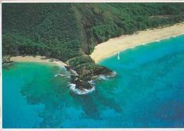 USA        H202        An Aerial View Of Makena , Maui - Maui