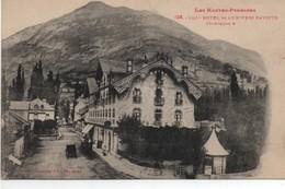 - LUZ SAINT SAUVEUR - Hôtel De L'Univers Patotte
