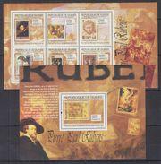K31 Guinea - MNH - Art - Painting