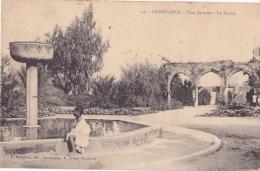 CASABLANCA PARC LYAUTEY LE BASSIN - Casablanca