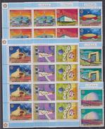 K31 4x Ajman - MNH - Art - Painting