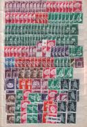 Lot-10 Deutschland /Germany Industrie Und Technik 200 Stamps – Used/oblitérés (O)