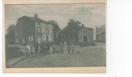 Les Environs De Longwy - BASLIEUX - La Route De Laix ((grand Pli Haut Gauche) - Autres Communes