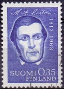 Finland 1963 M.Castren GB-USED