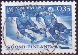 Finland 1965 IJshocky GB-USED