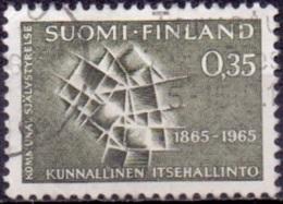 Finland 1965 Stadsbestuur GB-USED