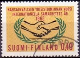 Finland 1965 20 Jaar V.N GB-USED