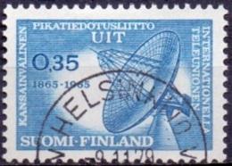 Finland 1965 100 Jaar I.T.U GB-USED
