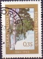 Finland 1965 P.Halonen GB-USED
