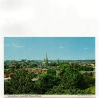 Postcard - Norwich From St. James's Hill Mousehold Heath Very Good - Cartes Postales