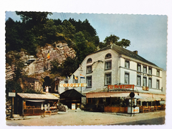 """REMOUCHAMPS """"Entrée De La Grotte (Hôtel De La Grotte ,Stella Artois )"""