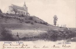 JAMOIGNE : L'église