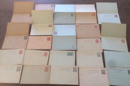 £££ France Colonie Collection D'entiers Postaux Cartes .... , Lot Peu Courant Très Forte Valeur - France (ex-colonies & Protectorats)