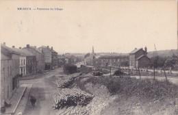 MELREUX : Panorama Du Village