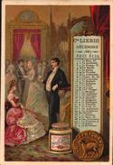 1 Chromos Liebig - S189 - Calandrier Decembre 1887 - Bill-355 - R/V - Liebig