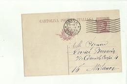 136668 Vecchia Cartolina Postale  Italiana - Italia