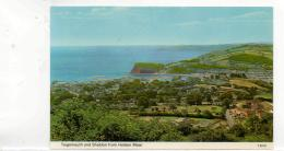 Postcard - Teignmouth And Shaldon From Haldon Moor Very Good - Unclassified