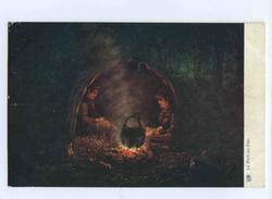 """A 19387  -  Raphael & Tuck  -  Collection """"Recherché""""  -  Un Mot à La Poste  -  Le Pot-au-Feu - Europe"""