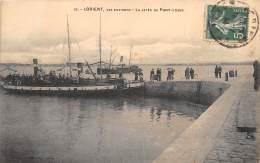 56 - MORBIHAN / Port Louis - La Jetée - Port Louis