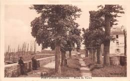 56 - MORBIHAN / Port Louis - Place Du Tertre - Port Louis
