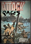 ATTACK - Mensuel N° 86- ( 1978 ) . - Bücher, Zeitschriften, Comics