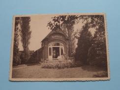 Pensionnat Val St. Marie / Mariadal OOSTERLOO Kapel O.L.Vr. / Anno 19?? ( Zie Foto Details ) !! - Geel