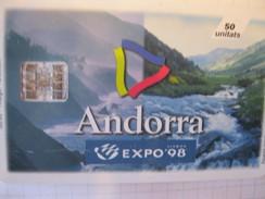 Télecarte D'Andorre