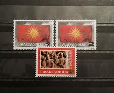 Macedonia, 1995. Mi: 38-39 (MNH)