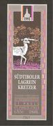 ITALIA - Etichetta Vino SUDTIROLER LAGREIN KRETZER Doc 1991 Cantina ST. PAULS Rosato Del TRENTINO-ALTO ADIGE - Unicorno - Rosé (Schillerwein)