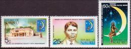 NAURU 1973 SG #113-15 Compl.set MH Co-Operative Society - Nauru