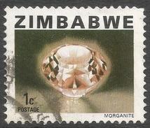 Zimbabwe. 1980 Definitives. 1c Used. SG 576 - Zimbabwe (1980-...)