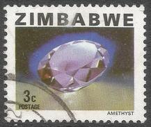 Zimbabwe. 1980 Definitives. 3c Used. SG 577 - Zimbabwe (1980-...)
