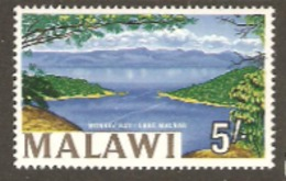 Malawi 1964 SG 225a Inscription Lake Malawi. Unmounted Mint