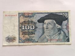 GERMANY 100 MARK 2/1/1980 CIRCULATED - 100 Deutsche Mark