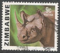 Zimbabwe. 1980 Definitives. 9c Used. SG 581 - Zimbabwe (1980-...)