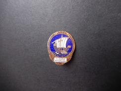 Pin Juventus Missionaria, Con Grande Nave -P388 - Pin's