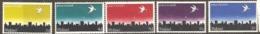 Malawi 1969 SG 339-43 Christmas Unmounted Mint