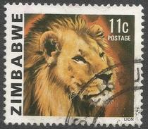 Zimbabwe. 1980 Definitives. 11c Used. SG 582 - Zimbabwe (1980-...)