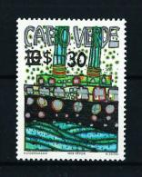Cabo Verde  Nº Yvert  492 (sobrecargado)  En Nuevo