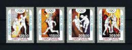 Cabo Verde  Nº Yvert  541/4  En Nuevo