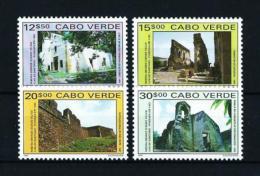 Cabo Verde  Nº Yvert  593/6  En Nuevo
