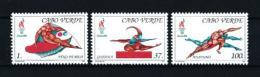 Cabo Verde  Nº Yvert  685/7  En Nuevo