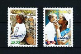 Cabo Verde  Nº Yvert  688/9  En Nuevo